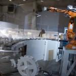En ABB-robot ska sätta besökarnas favoritinnovationer på prispall