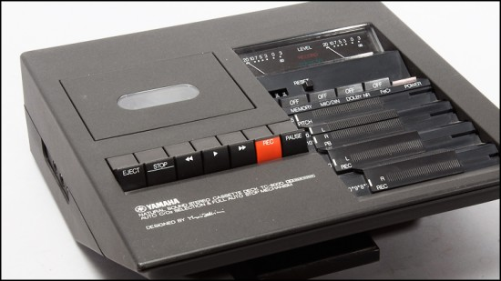 Kassettdäck Yamaha TC-800