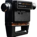 Super 8 ljudfilmkamera Kodak Ektasound 140.