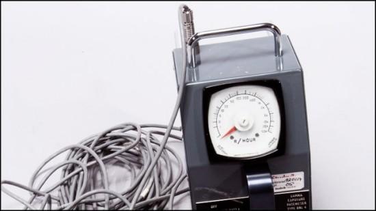 Högdosratemeter